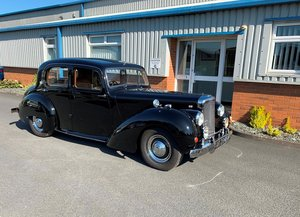 Alvis TC21   For Sale