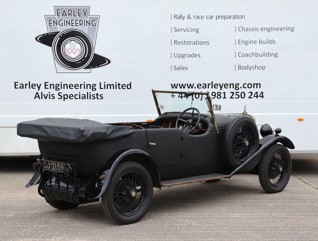 1930 Alvis Silver Eagle  For Sale (picture 3 of 6)
