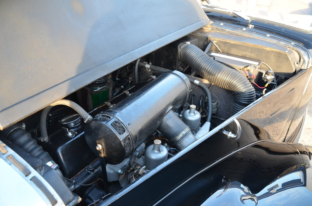1954 Alvis TA21 Tickford Drophead Coupe For Sale (picture 5 of 6)