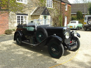 1932 Alvis 12/60 TL Four Seat Tourer For Sale