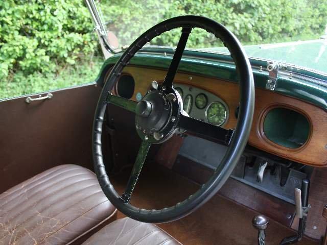 1931 Alvis 12/50 TJ Four Seat Tourer For Sale (picture 6 of 12)