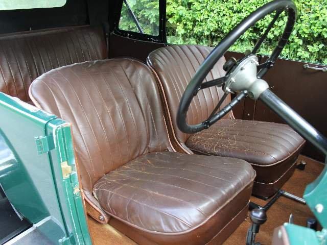 1931 Alvis 12/50 TJ Four Seat Tourer For Sale (picture 7 of 12)