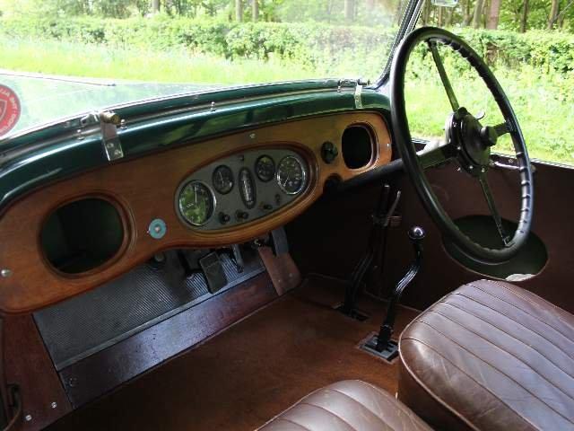 1931 Alvis 12/50 TJ Four Seat Tourer For Sale (picture 8 of 12)