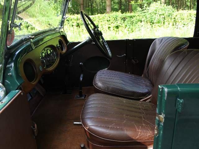 1931 Alvis 12/50 TJ Four Seat Tourer For Sale (picture 9 of 12)