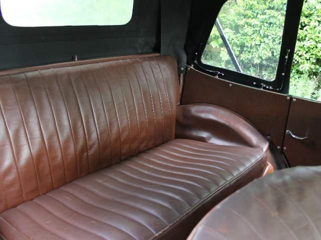 1931 Alvis 12/50 TJ Four Seat Tourer For Sale (picture 10 of 12)