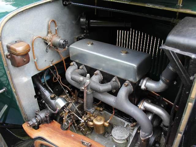 1931 Alvis 12/50 TJ Four Seat Tourer For Sale (picture 11 of 12)