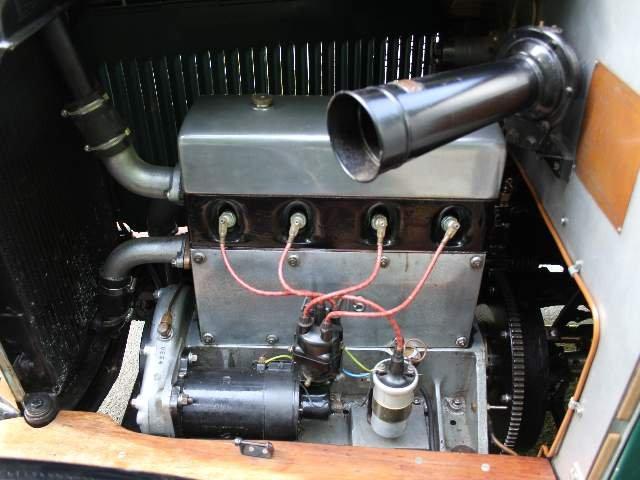 1931 Alvis 12/50 TJ Four Seat Tourer For Sale (picture 12 of 12)