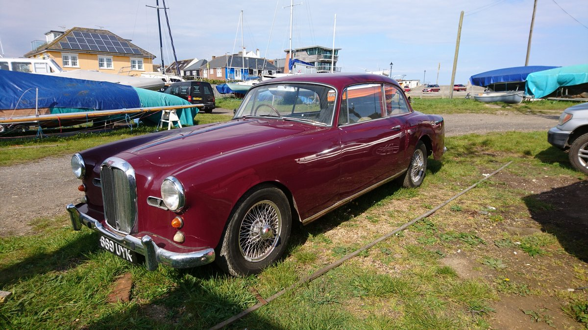 1960 Alvis TD21 Saloon For Sale (picture 1 of 6)