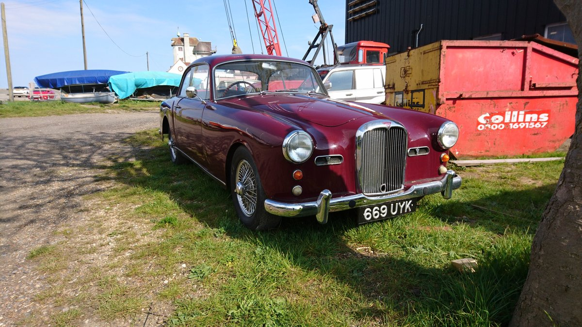1960 Alvis TD21 Saloon For Sale (picture 2 of 6)