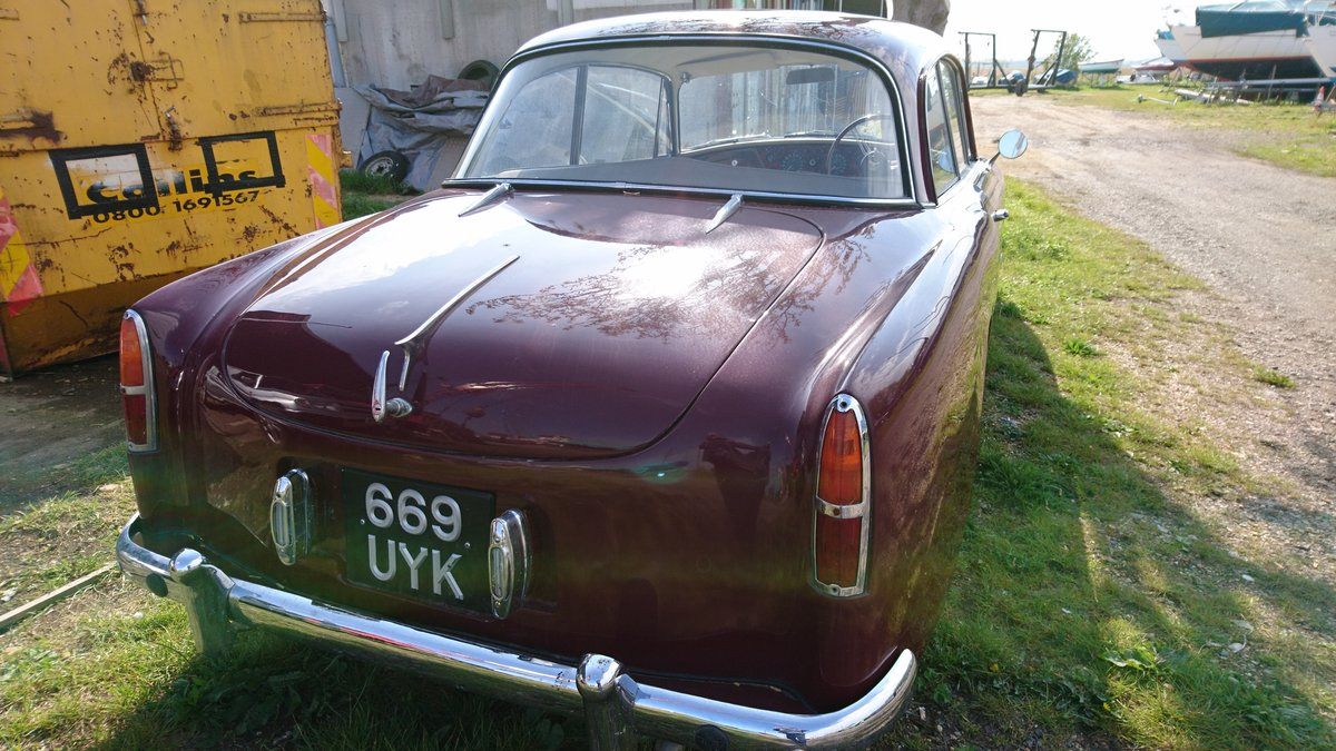 1960 Alvis TD21 Saloon For Sale (picture 3 of 6)