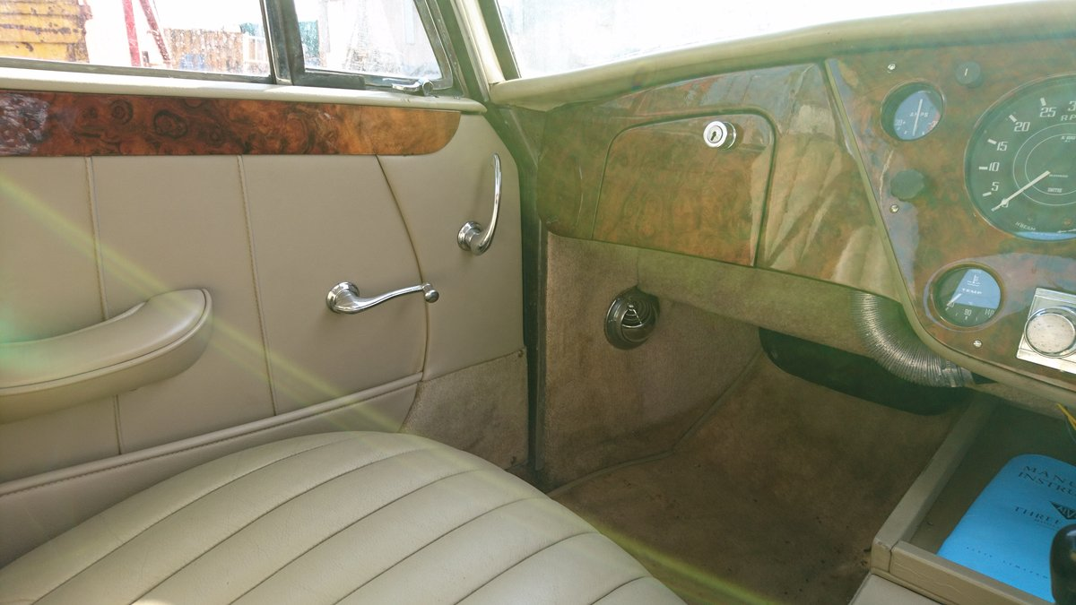 1960 Alvis TD21 Saloon For Sale (picture 6 of 6)