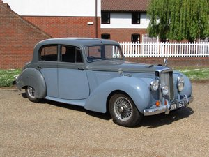 1955 Alvis TC21/100 Grey Lady at ACA 15th June  For Sale