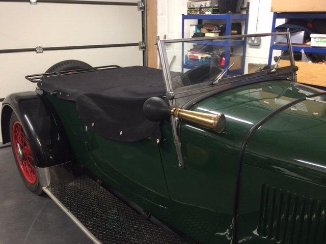 Alvis Speed 20 SA 1932 Vanden Plas body For Sale (picture 4 of 6)