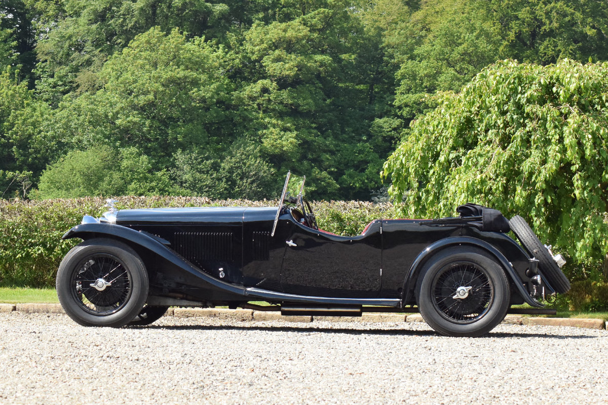 1933 Alvis Speed 20 SA VDP Tourer  For Sale (picture 3 of 6)