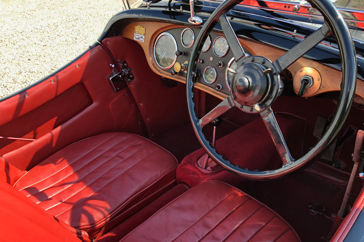1933 Alvis Speed 20 SA VDP Tourer  For Sale (picture 6 of 6)