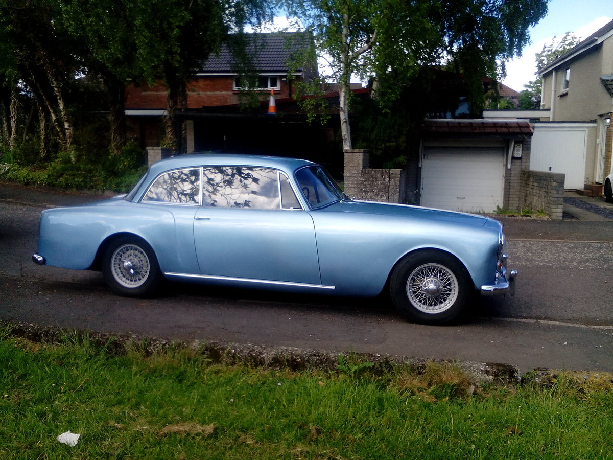 1961 Alvis TD21 series 1 For Sale (picture 1 of 6)