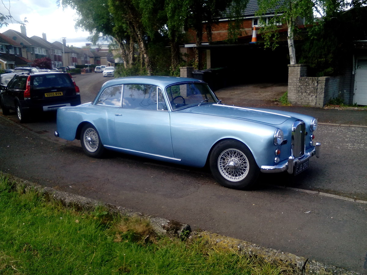 1961 Alvis TD21 series 1 For Sale (picture 2 of 6)