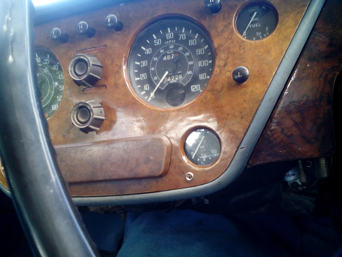 1961 Alvis TD21 series 1 For Sale (picture 3 of 6)