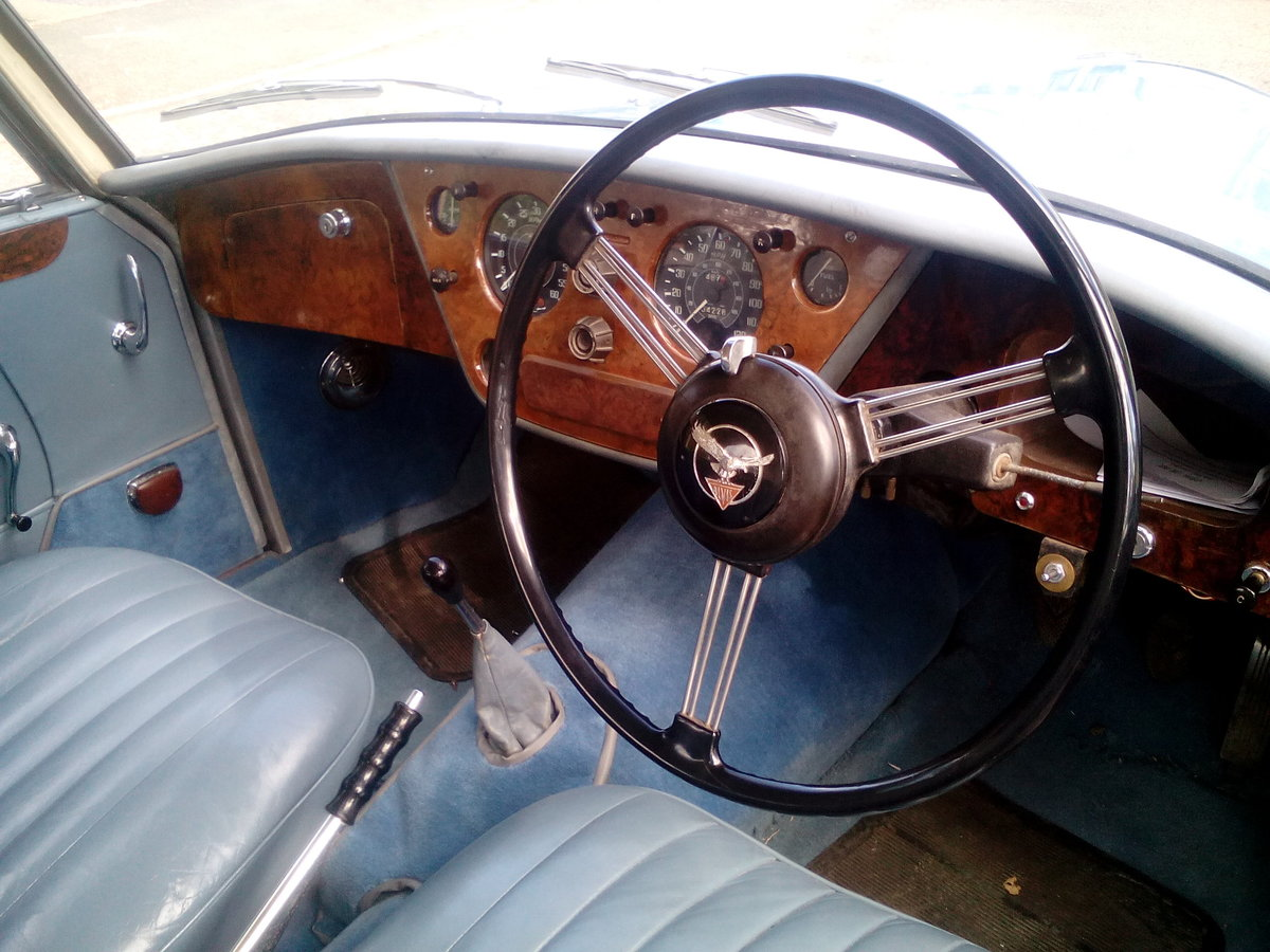 1961 Alvis TD21 series 1 For Sale (picture 5 of 6)