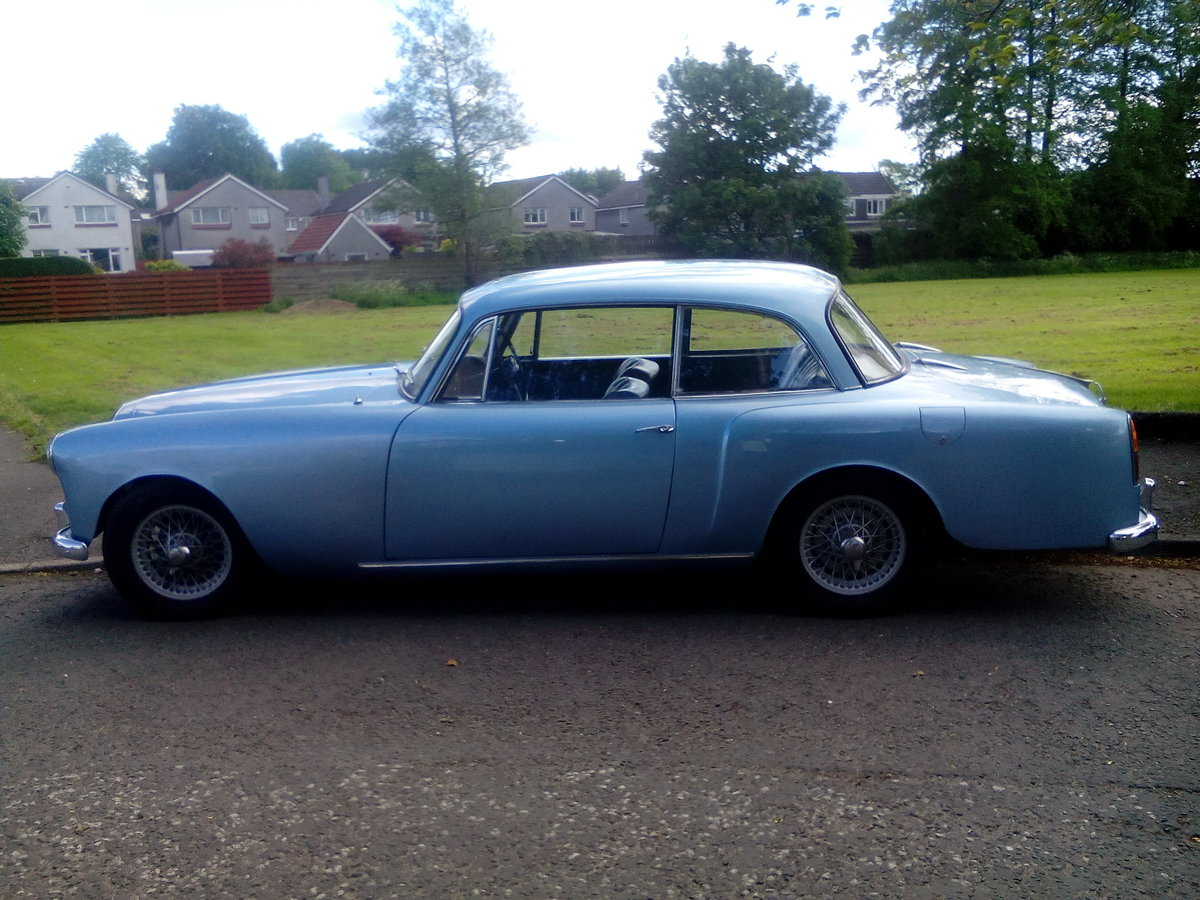 1961 Alvis TD21 series 1 For Sale (picture 6 of 6)