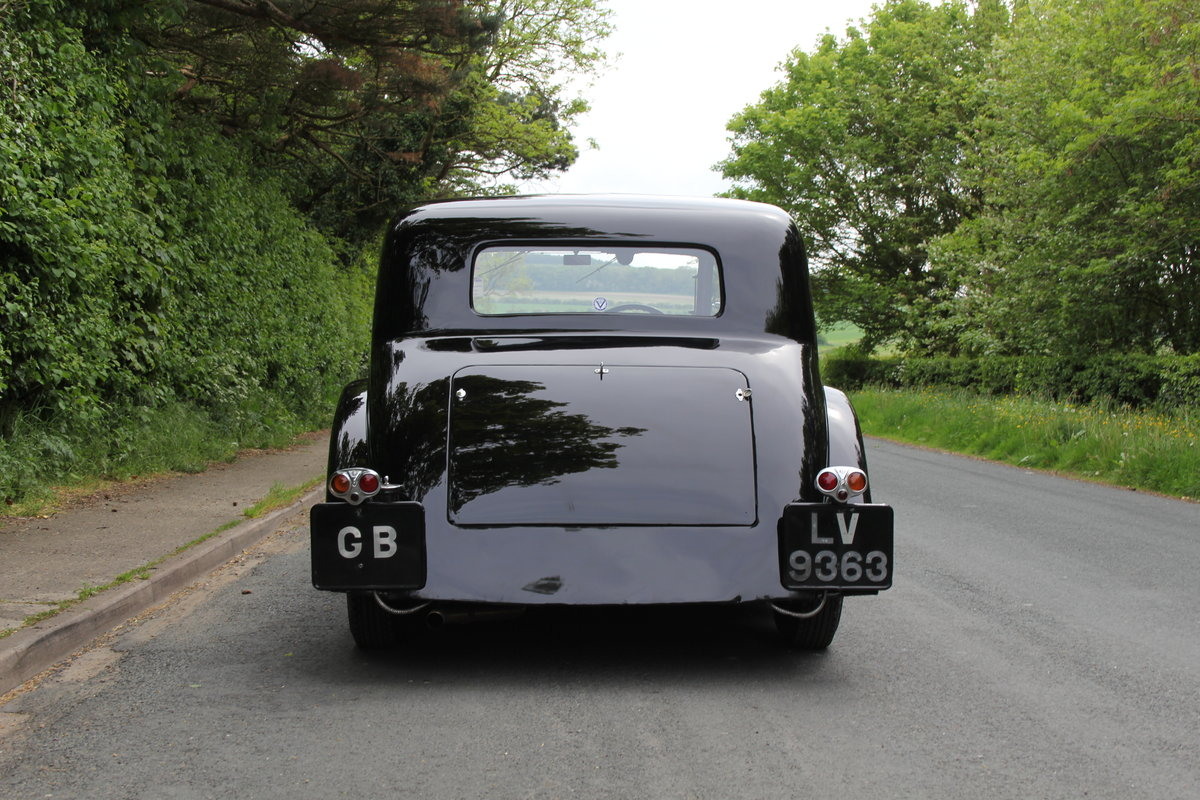 1934 Alvis Speed 20 SB Sports Saloon SOLD (picture 4 of 12)