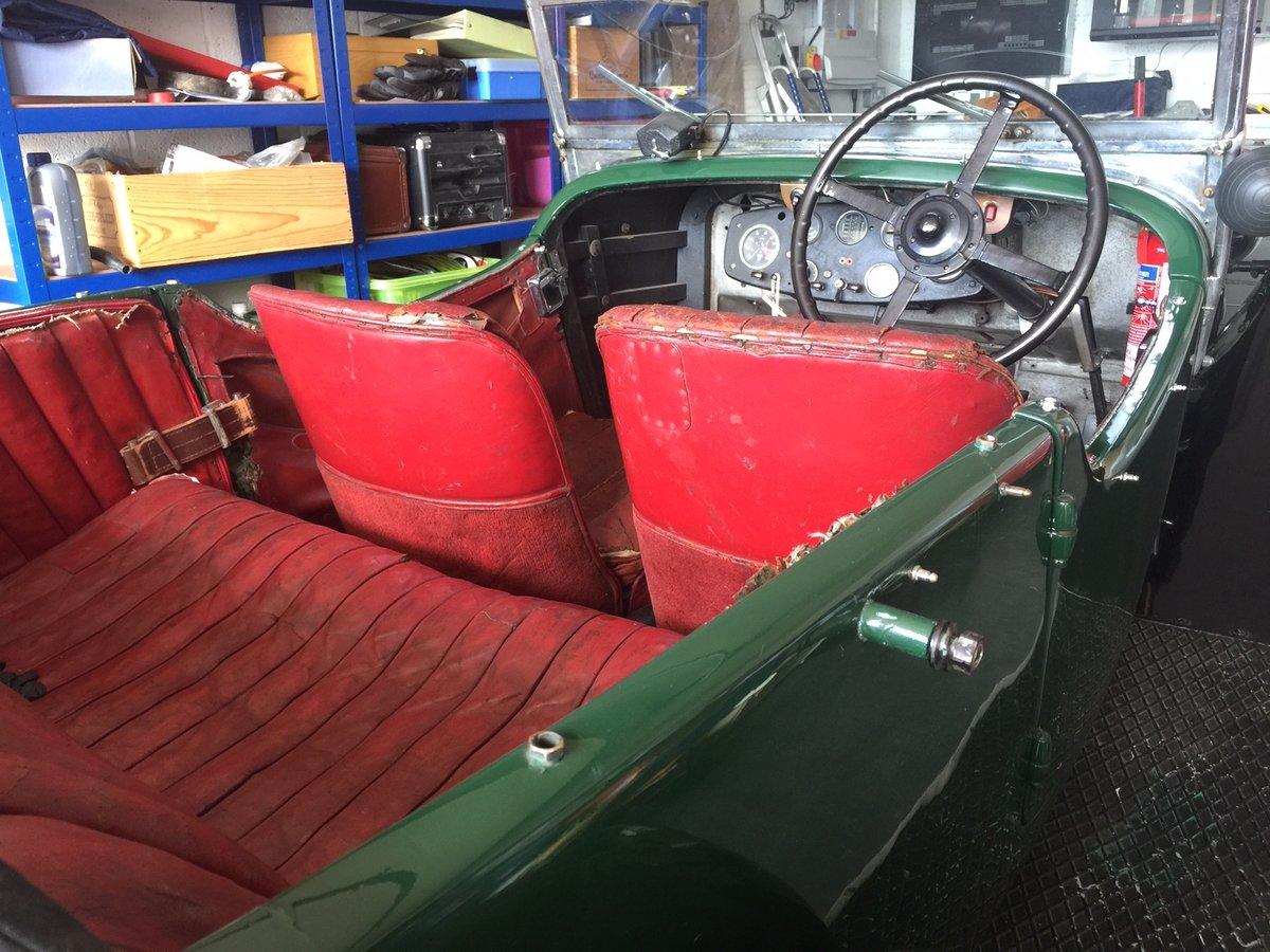 Alvis Speed 20 SA 1932 Vanden Plas body For Sale (picture 6 of 6)