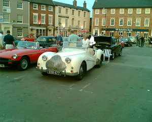 1950 Alvis TB 14 Sports For Sale