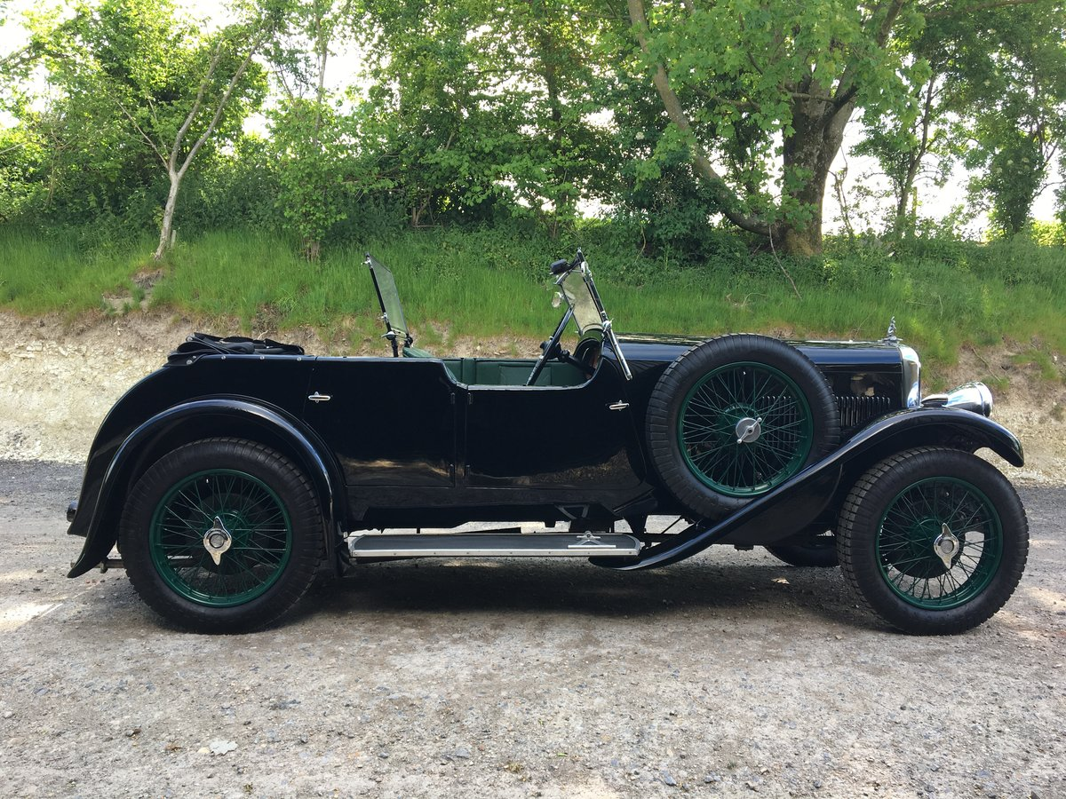 1932 Alvis 12/60 TL Four Seat Tourer RESERVED SOLD (picture 2 of 6)