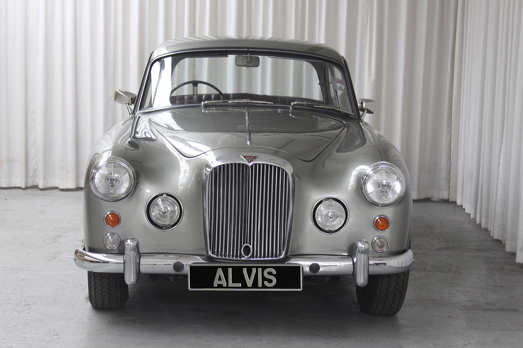 1961 TD21 Saloon by Park Ward For Sale (picture 3 of 6)
