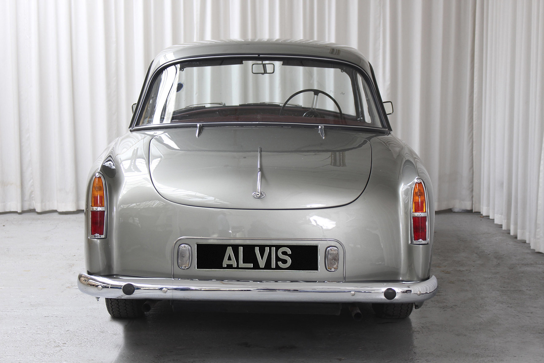 1961 TD21 Saloon by Park Ward For Sale (picture 4 of 6)