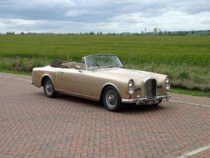 1965 Alvis TE21 Drophead Coupe For Sale by Auction