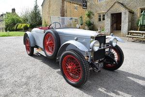1932 Alvis 12/50 TJ For Sale by Auction