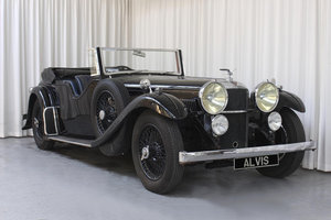 1933 Speed 20 Tourer by Marshalls For Sale
