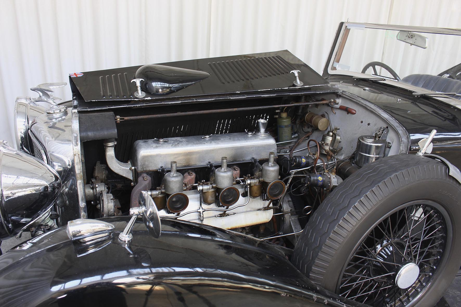 1933 Speed 20 Tourer by Marshalls For Sale (picture 6 of 6)