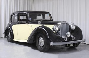 1948 TA 14 Four Light Saloon by Mulliner For Sale