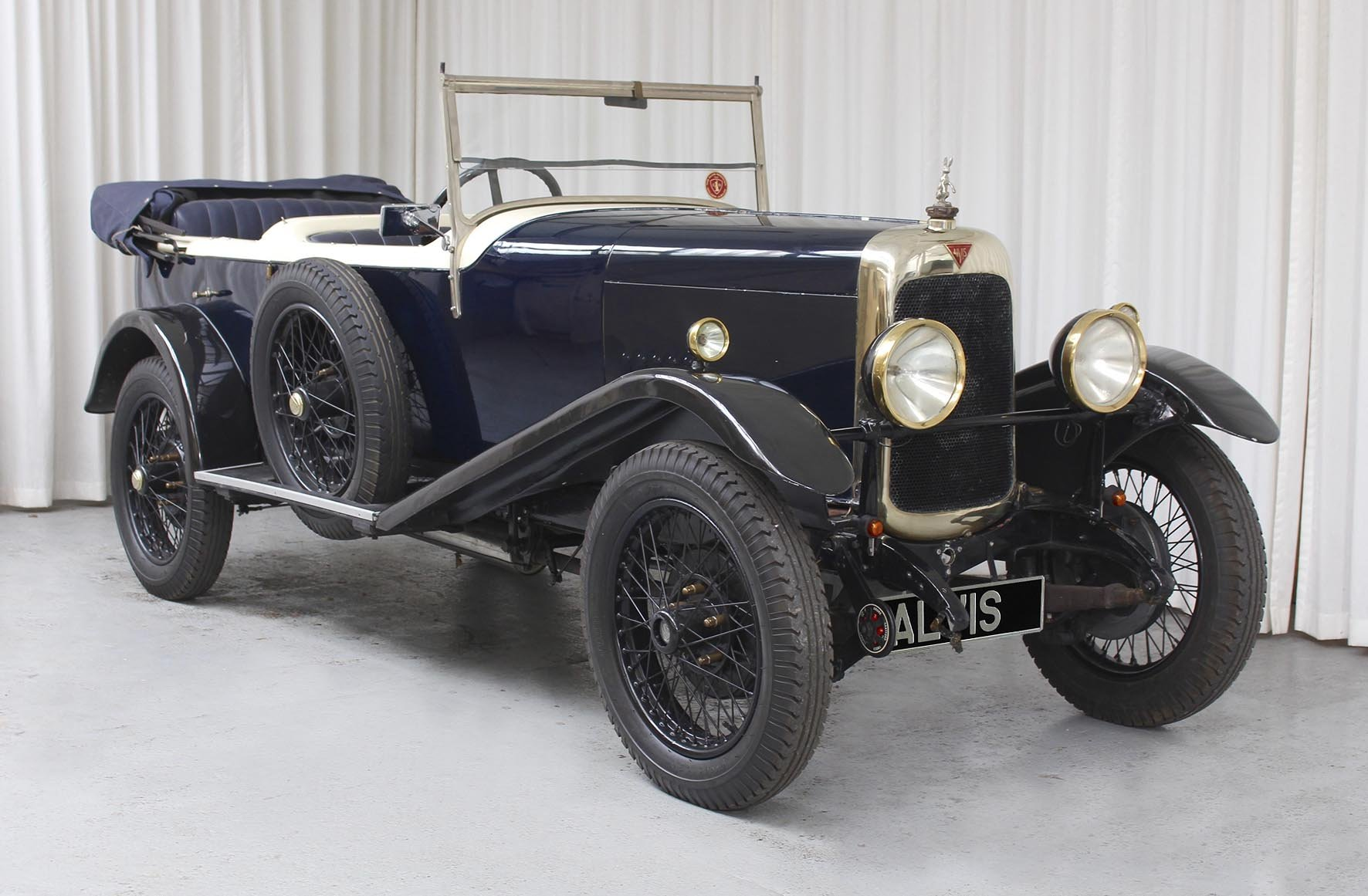 1931 TJ 12/50 4 Seater Tourer By Breese For Sale (picture 1 of 6)