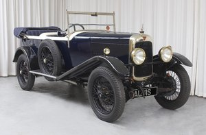 1931 TJ 12/50 4 Seater Tourer By Breese For Sale