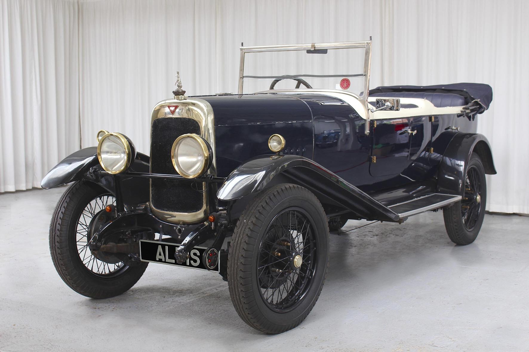 1931 TJ 12/50 4 Seater Tourer By Breese For Sale (picture 2 of 6)