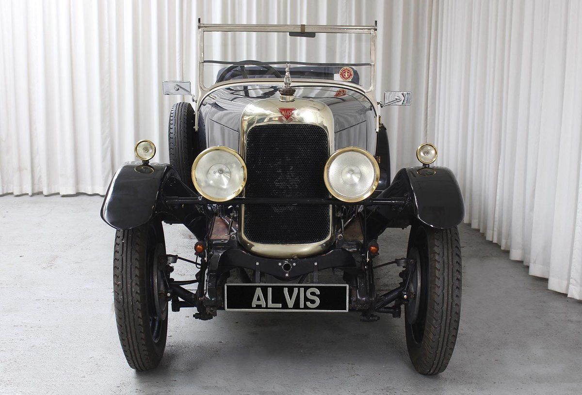 1931 TJ 12/50 4 Seater Tourer By Breese For Sale (picture 3 of 6)