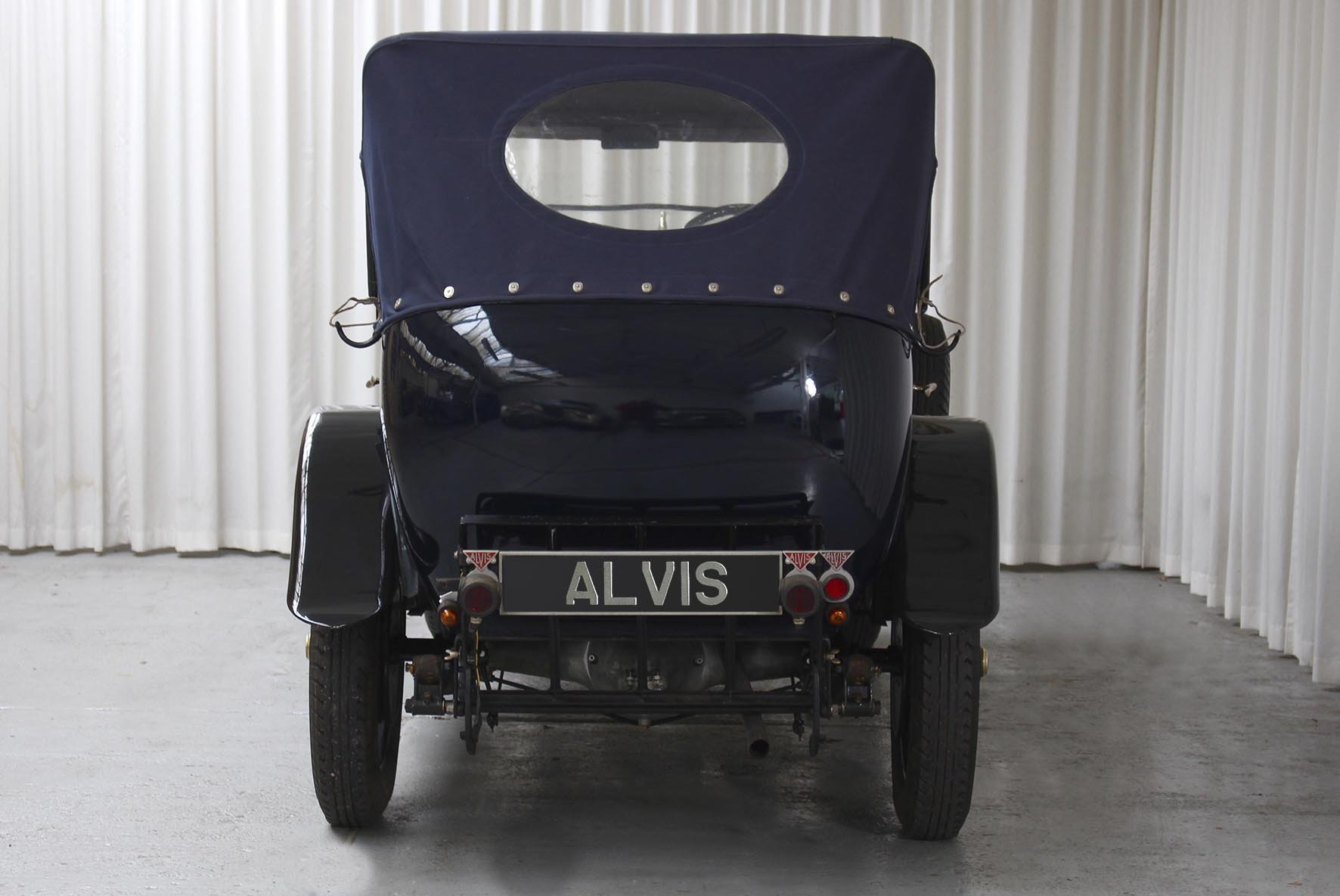 1931 TJ 12/50 4 Seater Tourer By Breese For Sale (picture 4 of 6)