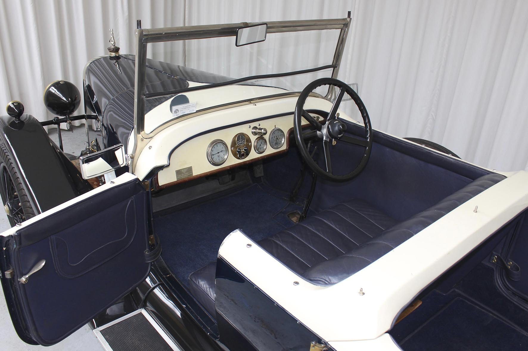 1931 TJ 12/50 4 Seater Tourer By Breese For Sale (picture 5 of 6)