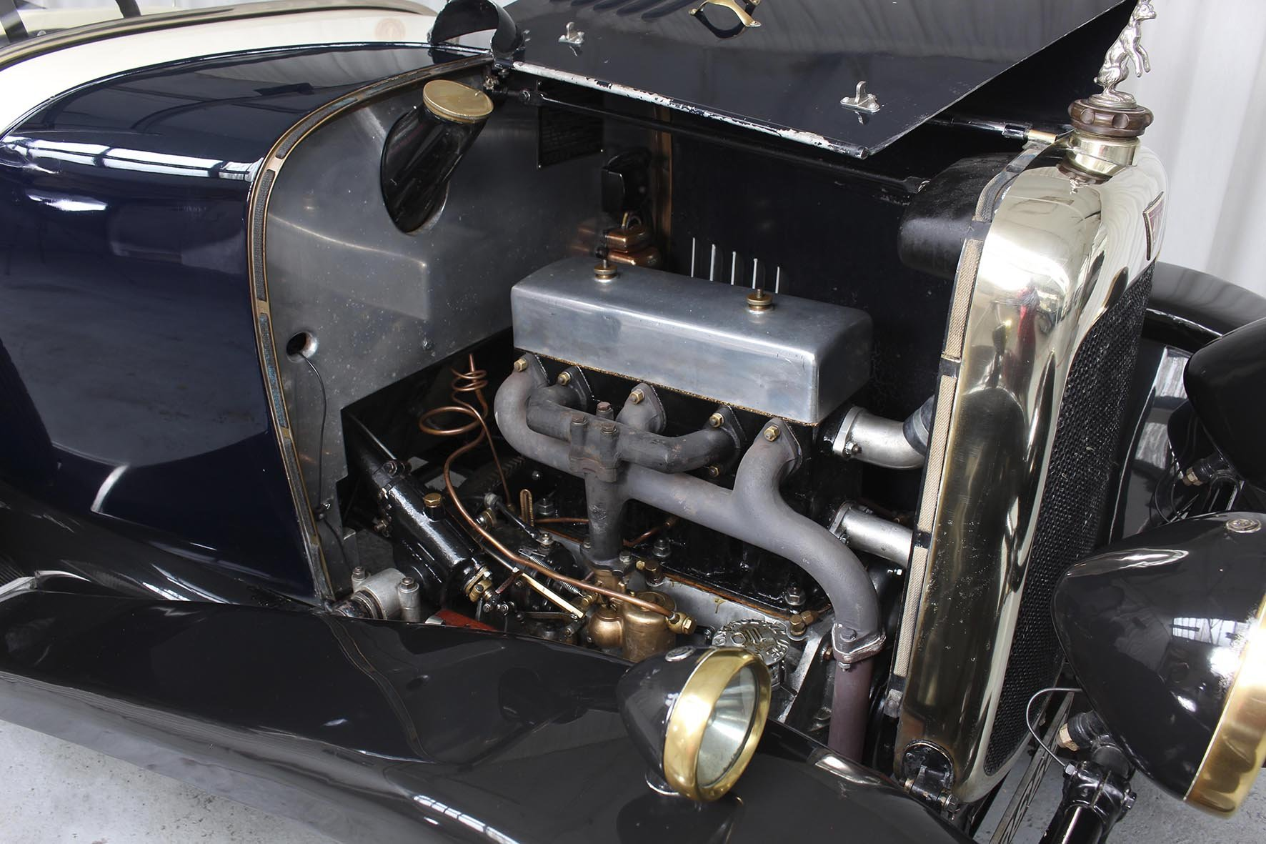 1931 TJ 12/50 4 Seater Tourer By Breese For Sale (picture 6 of 6)