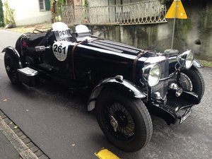 1935 Alvis Eagle Special For Sale