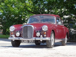 1961 Alvis TD21 Saloon  For Sale by Auction