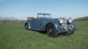 1937 Alvis Speed 25 For Sale