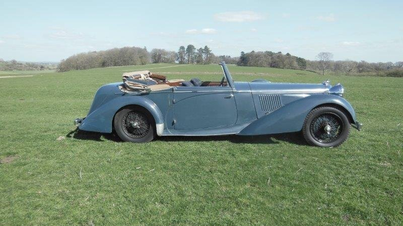 1937 Alvis Speed 25 For Sale (picture 2 of 6)