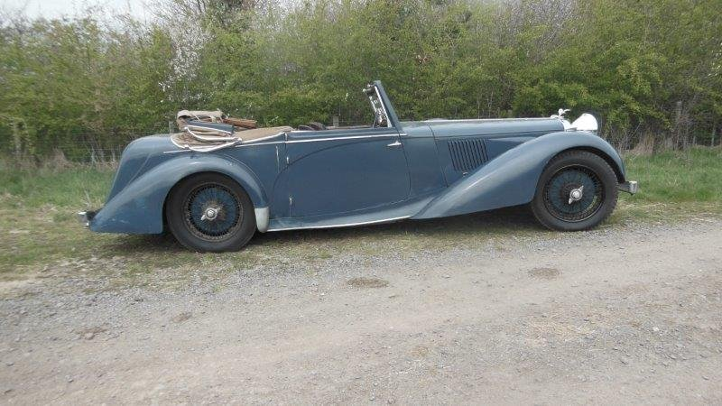 1937 Alvis Speed 25 For Sale (picture 4 of 6)
