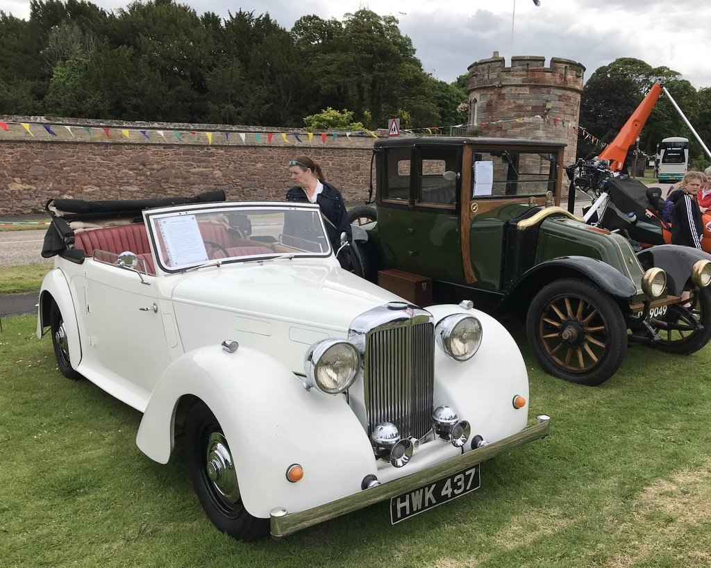 1949 Alvis TA14 DHC SOLD (picture 1 of 6)