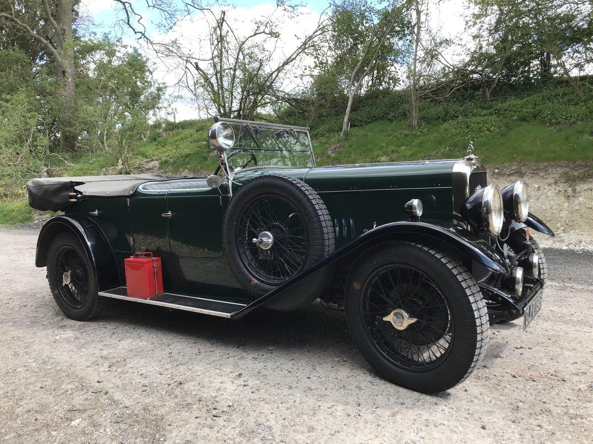 1930 Alvis Silver Eagle 16.95 TB Tourer For Sale (picture 2 of 6)