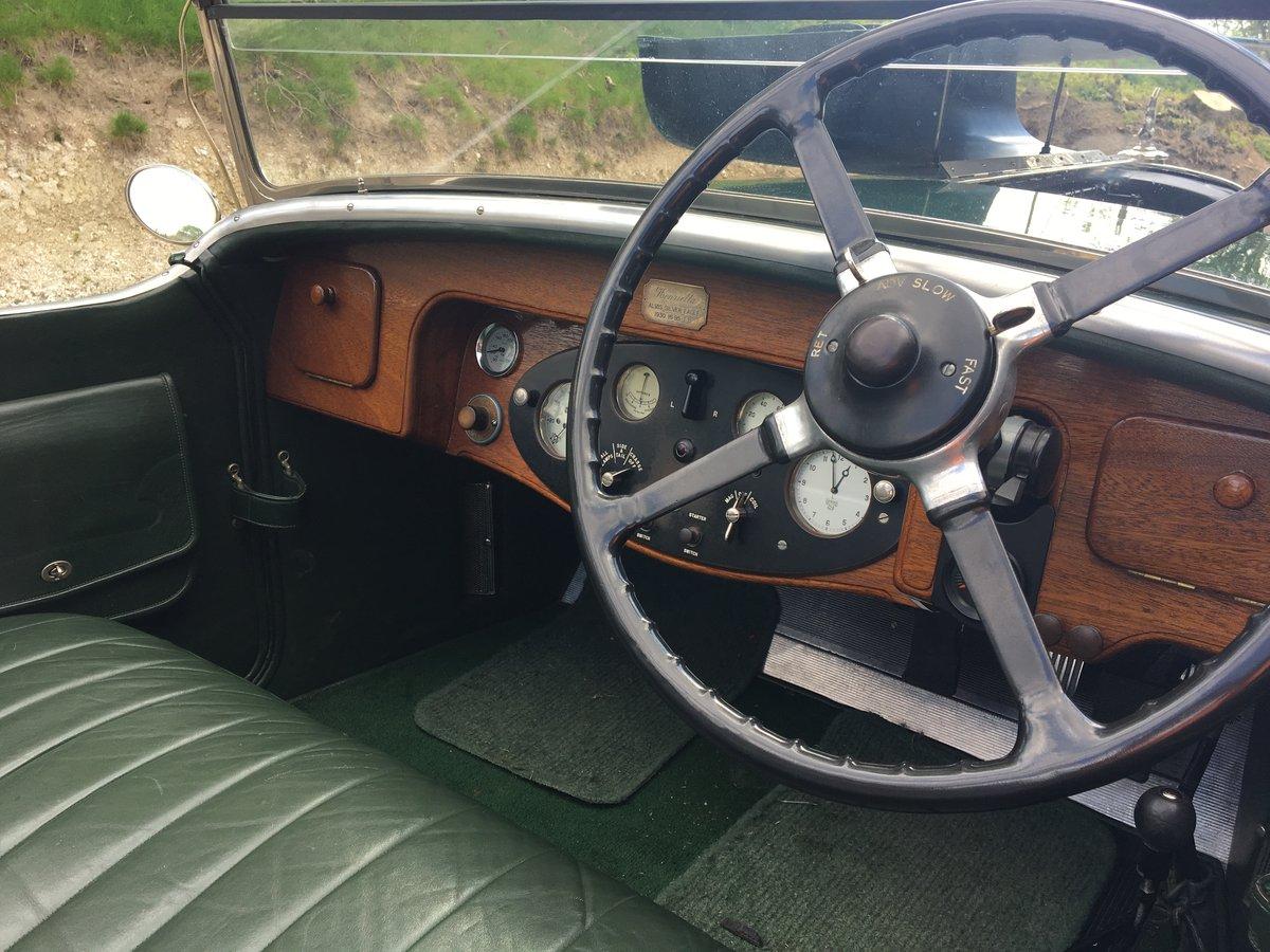 1930 Alvis Silver Eagle 16.95 TB Tourer For Sale (picture 6 of 6)